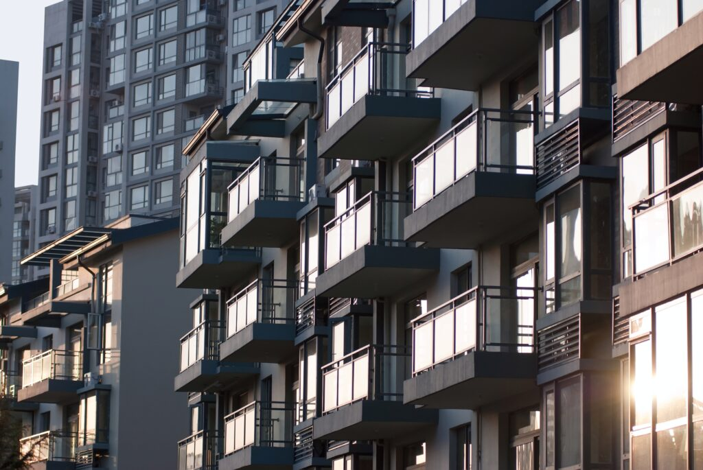 Immobiliencashflow im Februar positiv